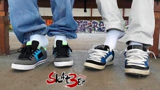Skat3er & Sk8 cDaViD *** | Swapping skate shoes