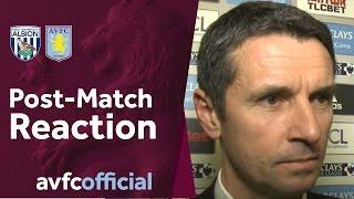 Video Gol Pertandingan West Bromwich Albion vs Aston Villa