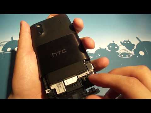 HTC EVO Design 4G Hands-On