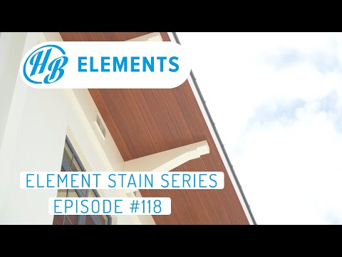 Soffit Colors in Our Element Stain Series | Hardie Boys Episode #118