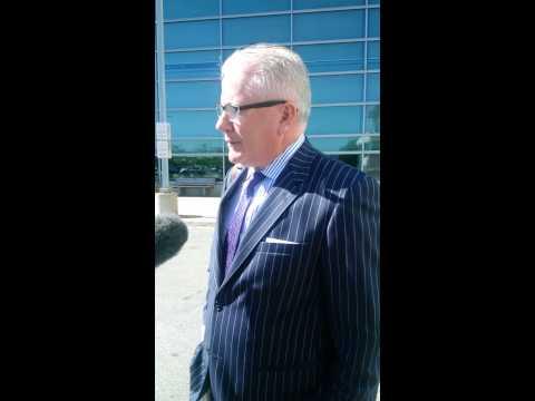 Defence lawyer Paul O