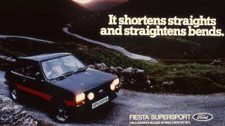 Fiesta Supersport Ad