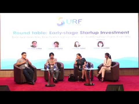 Round table: Early - stage Startup Investment