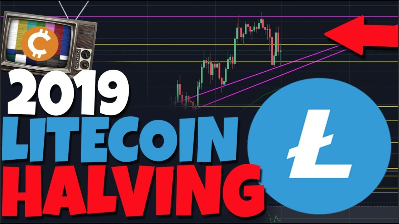 LITECOIN HALVING 2019 CAN GO ONE OF TWO WAYS    WHAT YOU NEED TO KNOW