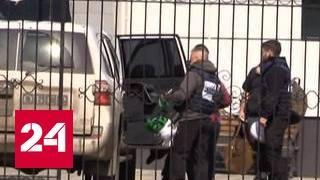 Подрыв машины под Луганском: версии