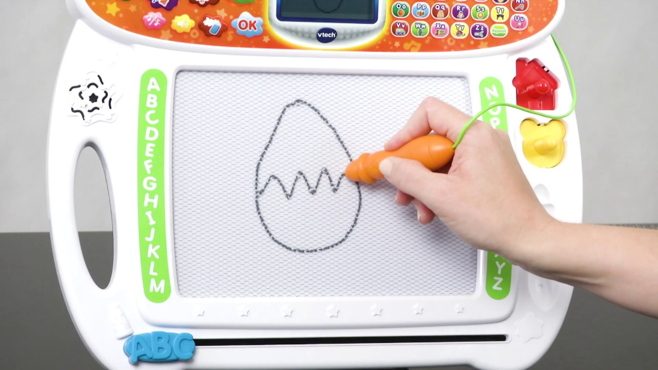 Write & Learn Creative Center™ | Demo Video | VTech ...