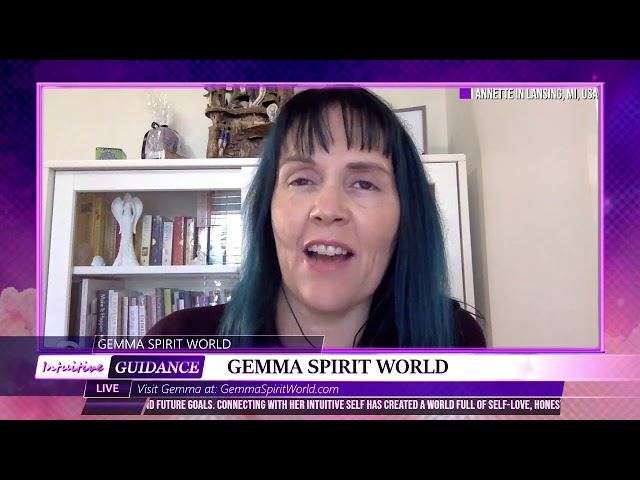 Gemma Spirit World - May 27, 2020