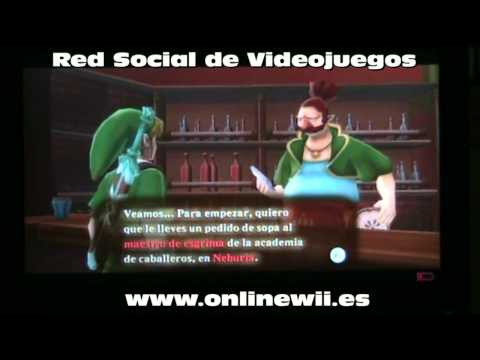 Zelda Skyward Sword Rescate de Picalia (Cuqui). Guía Juego por onlinewii.es