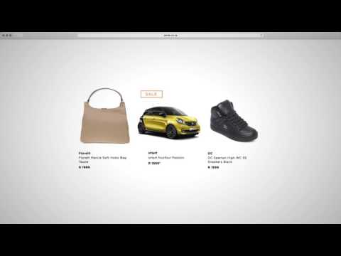Smart x Fashion, Mercedes-Benz - Net#work BBDO (South Africa)