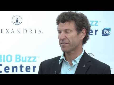 Diego Miralles, Janssen at the 2014 BIO International Convention