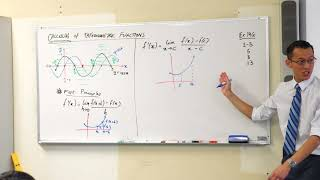 Calculus of Trigonometric Functions (2 of 3: An alternative version of first principles)