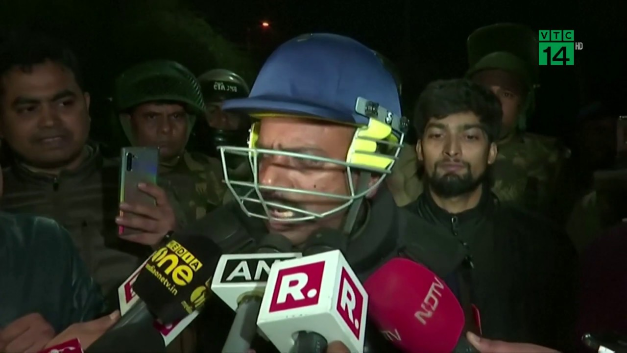 Ấn độ nổi sóng vì đạo luật công dân sửa đổi| VTC14