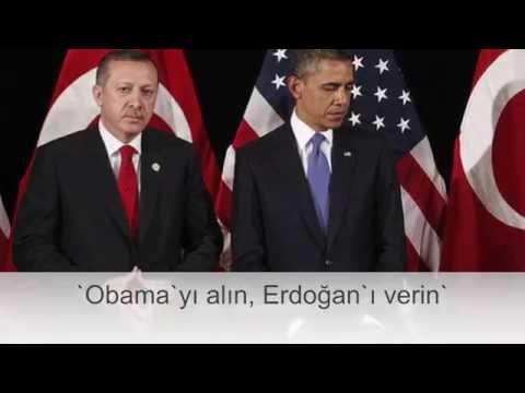 Obama'yı alın, Erdoğan'ı verin