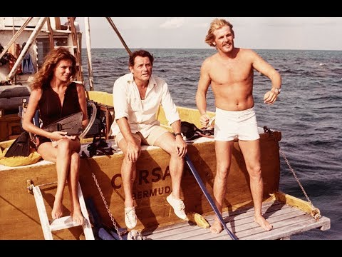The Deep 1977 Movie -  Jacqueline Bisset, Nick Nolte, Dick Anthony Williams