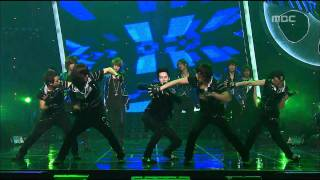 SS501 - Deja vu, 더블에스오공일 - 데자뷰, Music Core 20080412