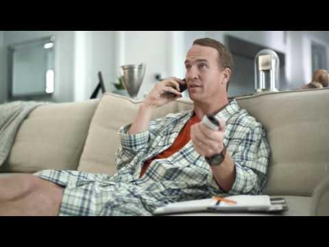 It's Peyton on Sunday Mornings – Phone Call & NFL SUNDAY TICKET Full HD,1080p