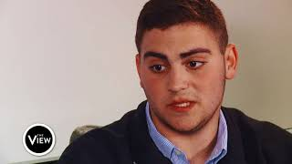 Florida shooting survivor Jonathan Blank speaks out, says he's haunted by sound of shots | The View