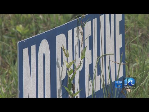 Suffolk woman fighting to keep Atlantic Coast Pipeline off her land
