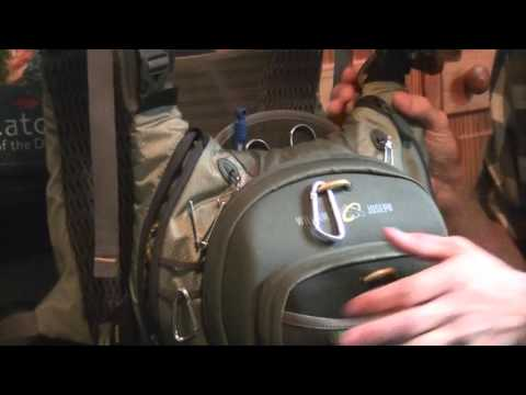 William Joseph Confluence Chest Pack Product Tour And Review