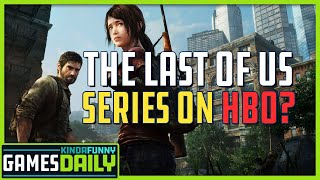 The Last of Us is Coming to HBO - Kinda Funny Games Daily 03.05.20