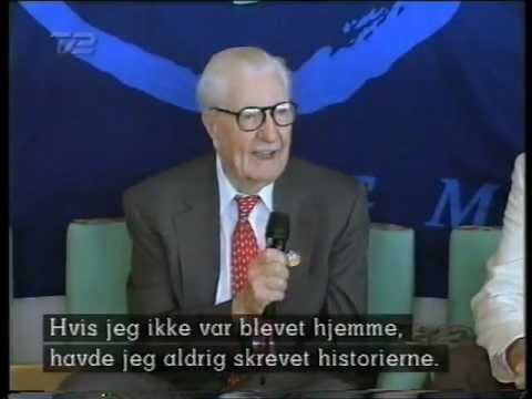 Carl Barks in Denmark (1994)(Another TV-interview)