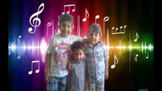 Abdullah , Melih ve Emir