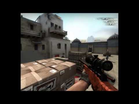 CS:GO  360 No Scope
