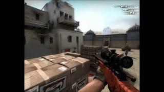 CS:GO | 360 No Scope