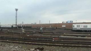 MTA New York City Subway R-68 D train Bay 50 St to Coney Island-Stillwell Av (HDTV 1080p)