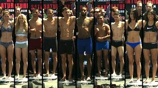 Golovkin vs. Wade Weigh-In Highlights - UCN Exclusive