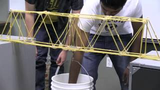 2013 Spaghetti Bridge Test