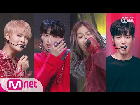 LIMITLESS - Dream Play Debut Stage  M COUNTDOWN 190711 EP627