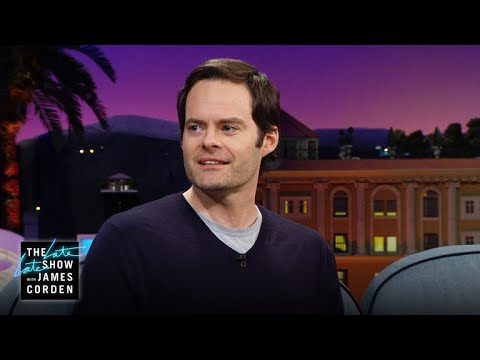 Bill Hader Knows Nothing About