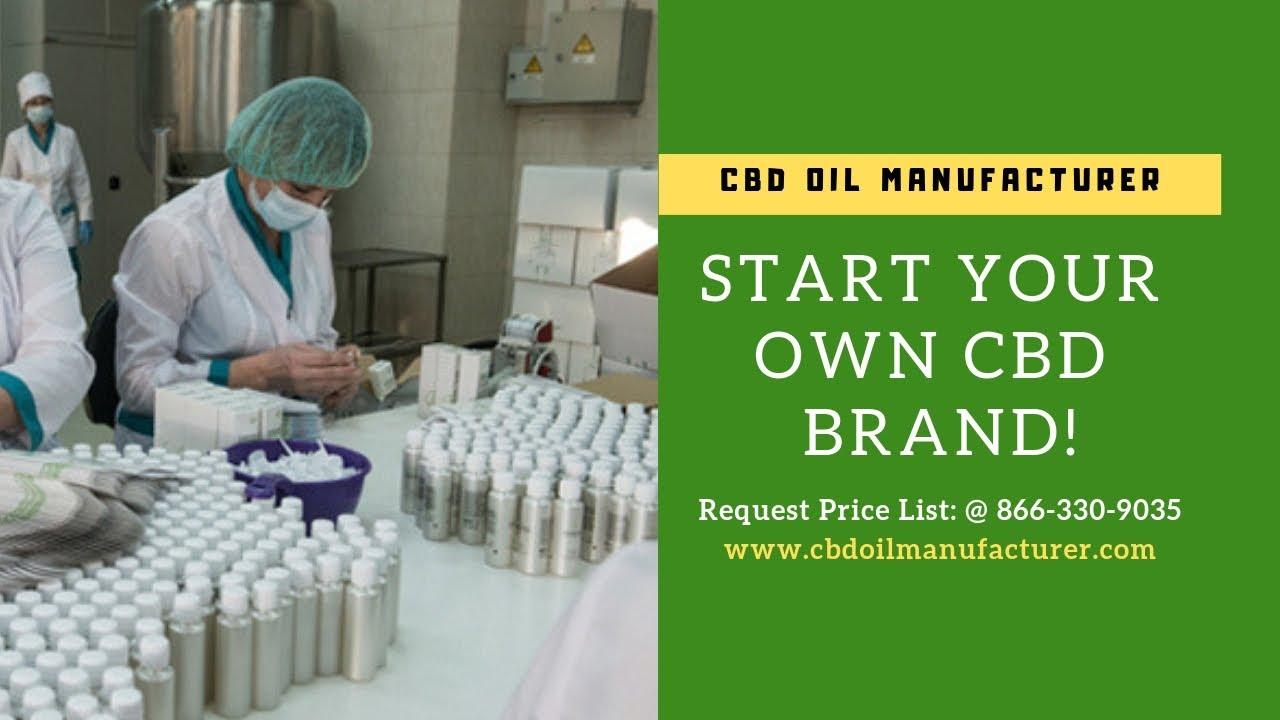 CBD Oil Wholesale | Bulk Hemp Oil Products | THC Free