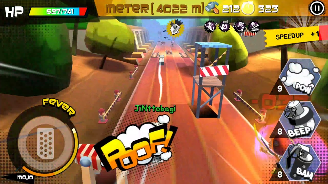 Free runner for Android - Download APK free