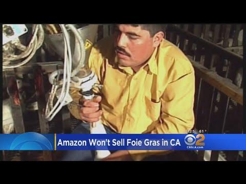 In Settlement, Amazon Won't Sell Foie Gras In CA