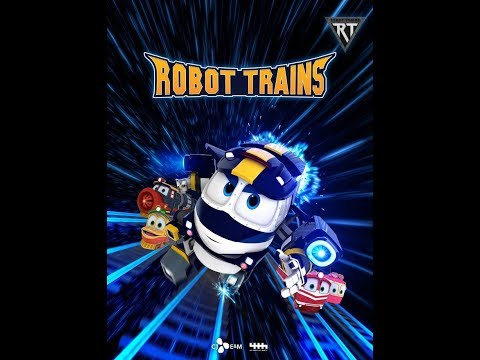 Robot Trains  Sigla Italiano