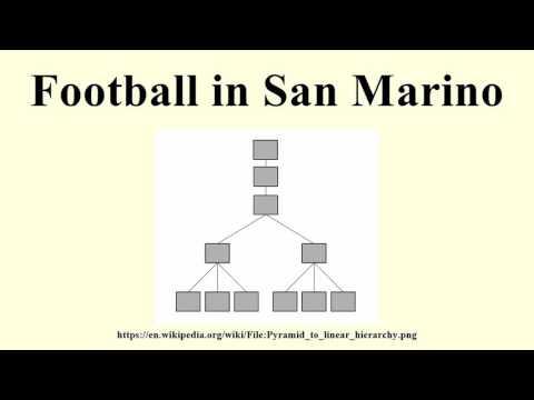Football in San Marino
