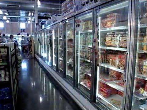 How A Supermarket Refrigeration System Works