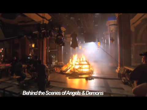 Angels & Demons Behind the Scenes