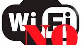 Не работает Wi-Fi на Windows 8