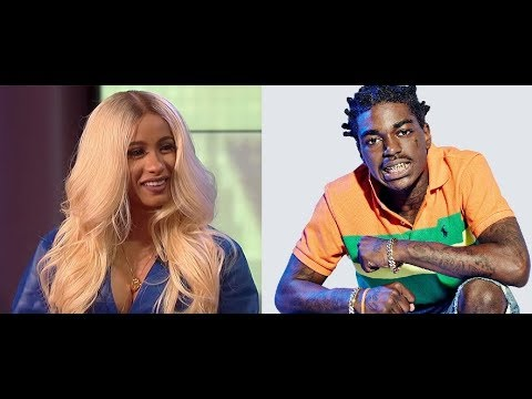 Kodak Black Has Recorded a Remix To Cardi B 'Bodak Yellow' even though he inspired her song...