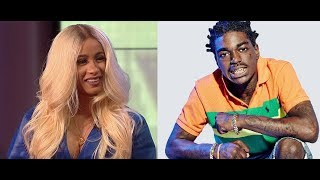 Kodak Black Has Recorded a Remix To Cardi B 'Bodak Yellow' even though he inspired her song... thumbnail
