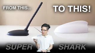 $20 SUPER SHARK ANTENNA for Ki…