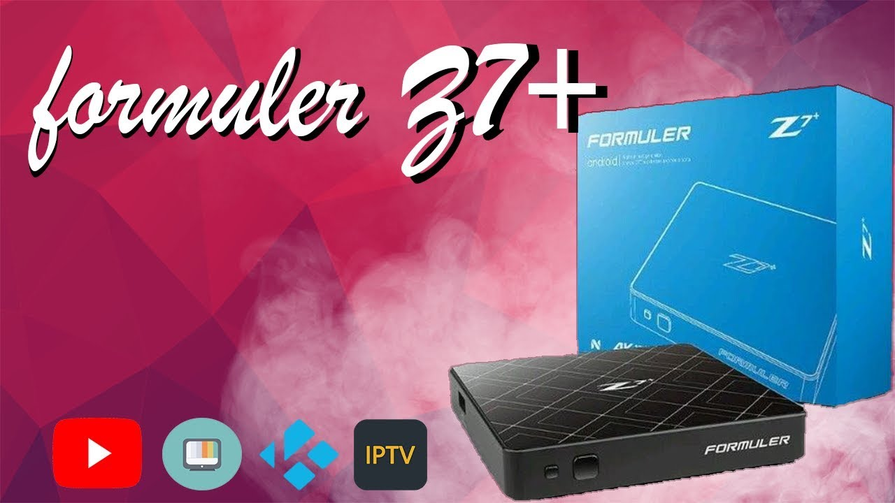 Formuler Z7+ Android Box   Is it better than the Nvidia Shield?
