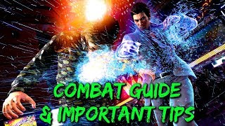 Beginner's Combat Guide To Yakuza 6: The Song of Life