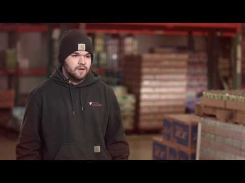 Valley Beverage Career Video Featuring Warehouse Jobs