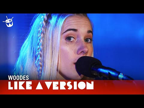 Woodes covers Vance Joy 'Lay It On Me' for Like A Version