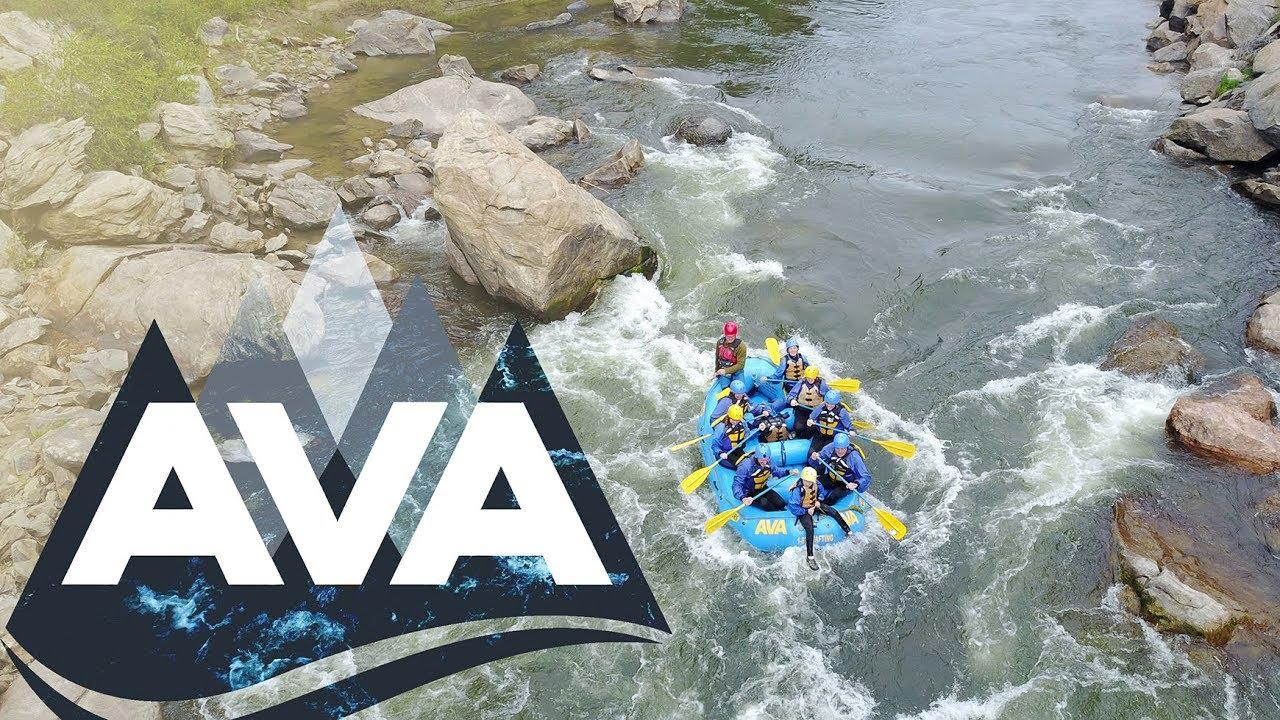 Colorado Rafting Adventures With Ava Ava Rafting Zipline