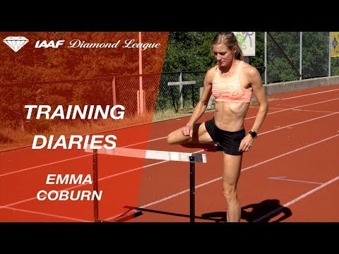 Training Diaries: Emma Coburn IAAF Diamond League